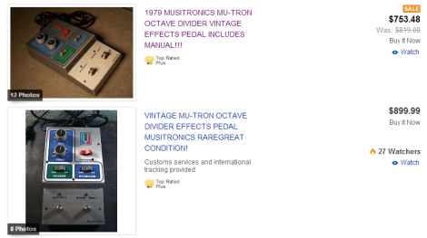 MUTRON Ebay